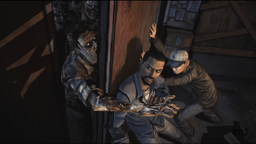 The Walking Dead for Mac - review, screenshots