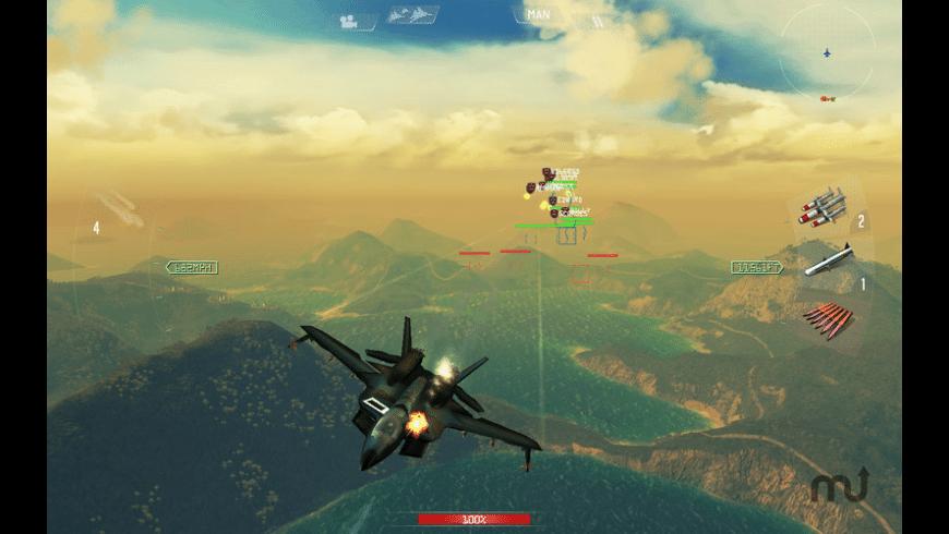 Sky Gamblers: Air Supremacy for Mac - review, screenshots