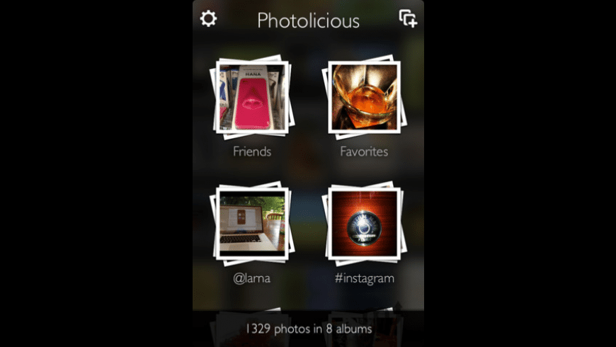 Photolicious for Mac - review, screenshots