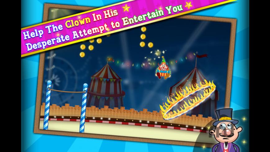 Fling Clowny for Mac - review, screenshots