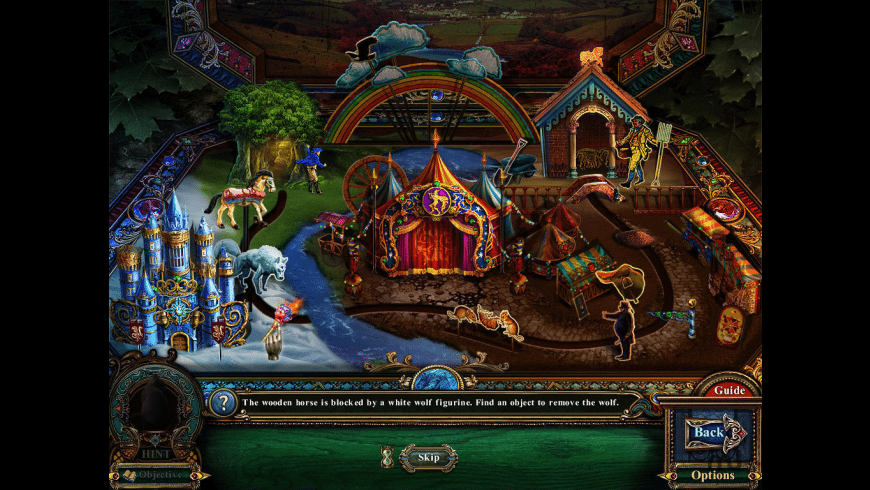 Fabled Legends: The Dark Piper CE for Mac - review, screenshots
