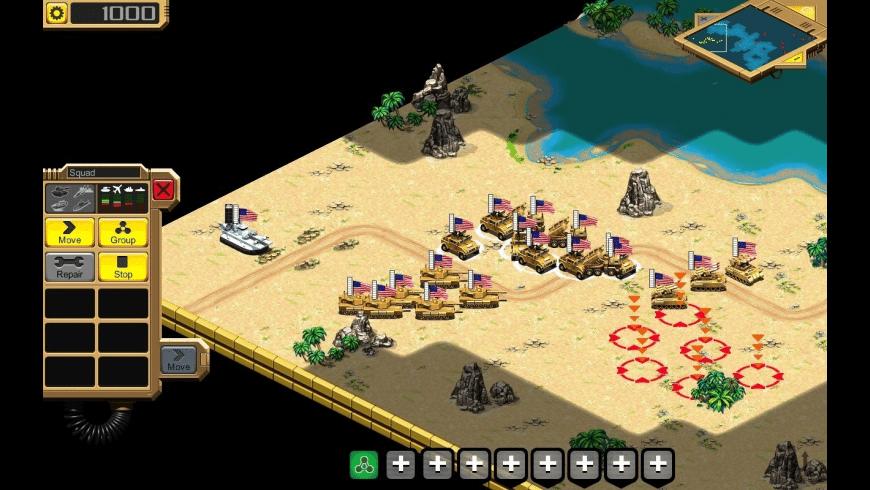 Desert Stormfront for Mac - review, screenshots