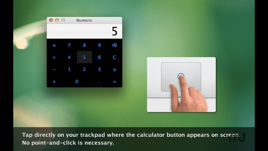 Numeric for Mac - review, screenshots