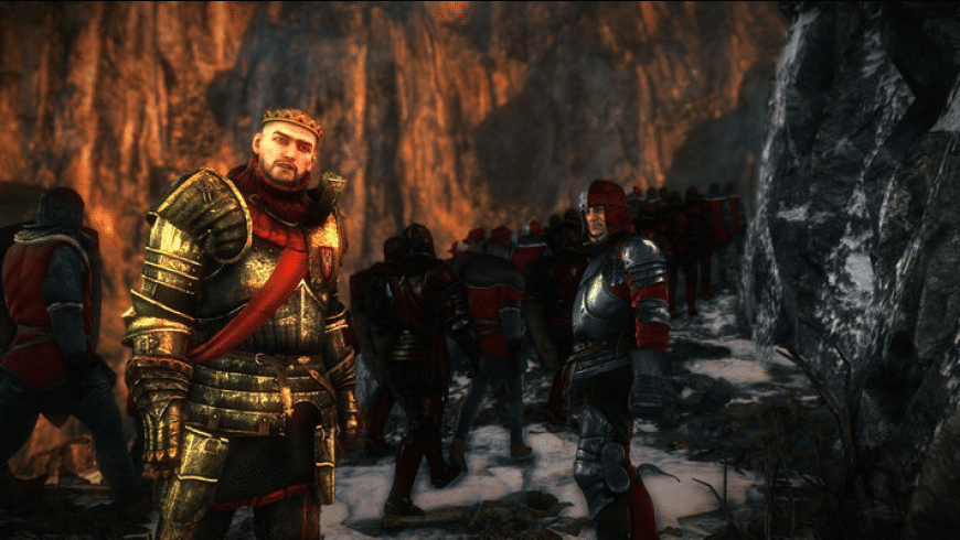 Witcher 2: Assassins of Kings for Mac - review, screenshots