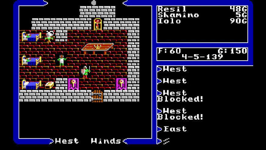 Ultima 4+5+6 for Mac - review, screenshots