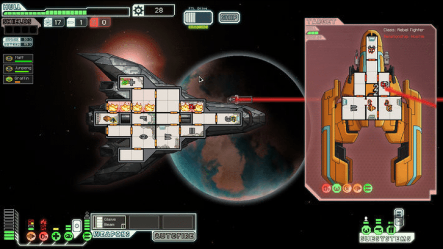 FTL: Faster Than Light for Mac - review, screenshots