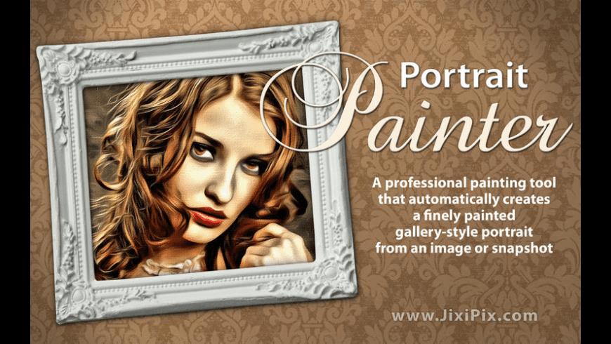 Portrait Painter for Mac - review, screenshots
