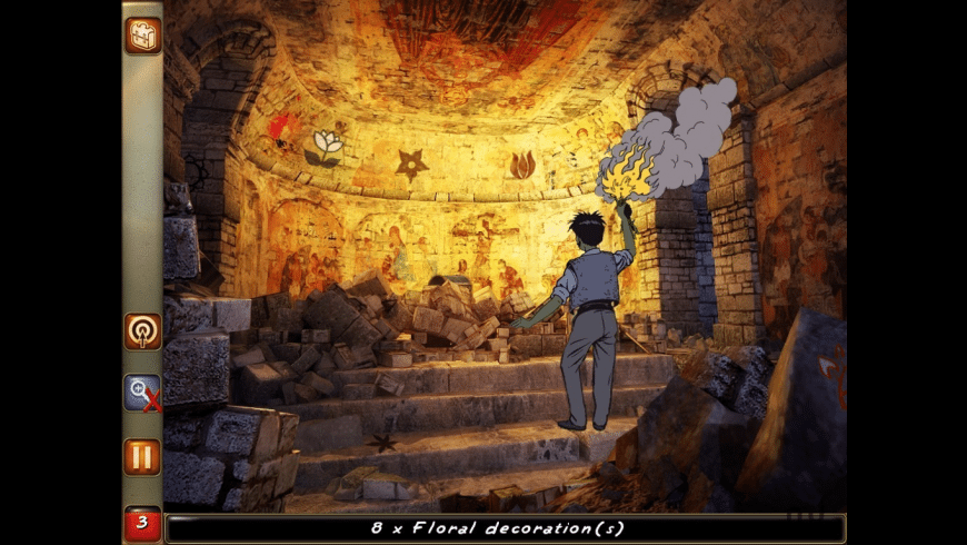 Blake and Mortimer: The Curse Of The Thirty Denarii for Mac - review, screenshots