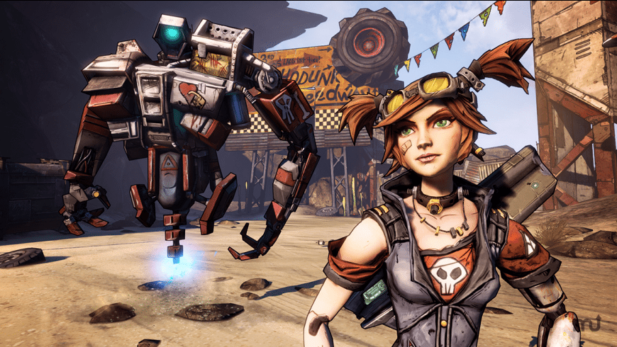 Borderlands 2: Mechromancer Pack for Mac - review, screenshots