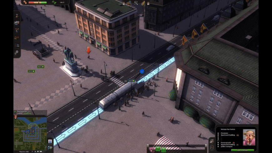 Cities in Motion Collection for Mac - review, screenshots