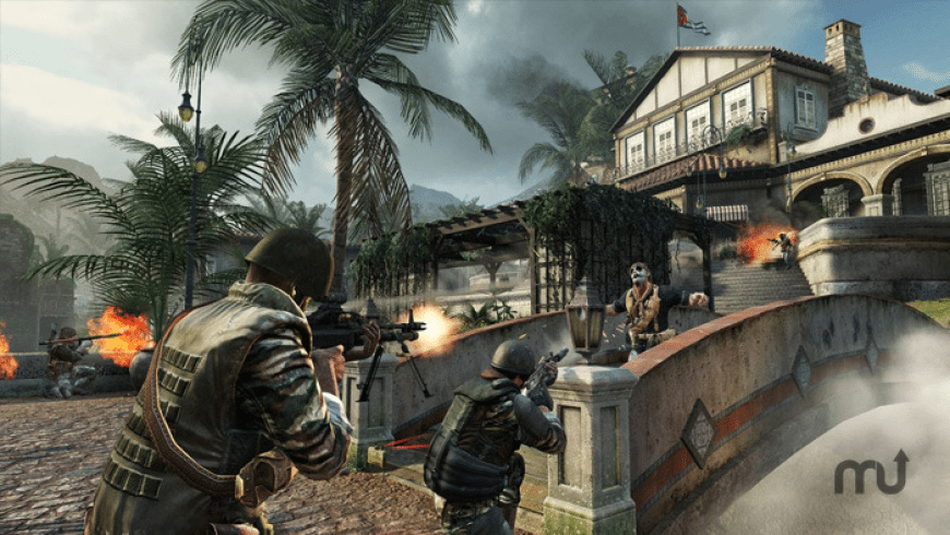 Call of Duty: Black Ops – Annihilation & Escalation for Mac - review, screenshots