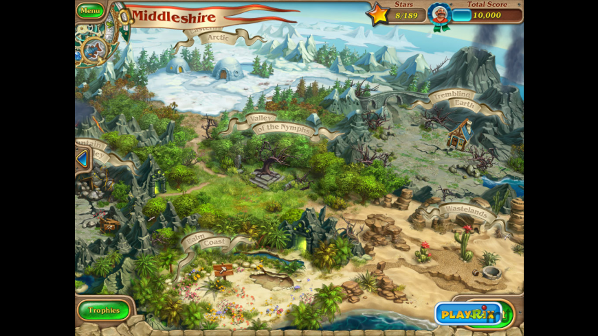 Royal Envoy 2 for Mac - review, screenshots