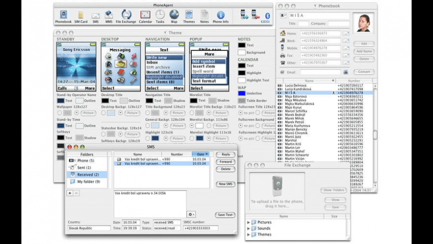 PhoneAgent for Mac - review, screenshots
