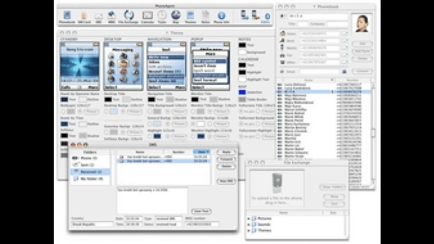 PhoneAgent for Mac - review, screenshots