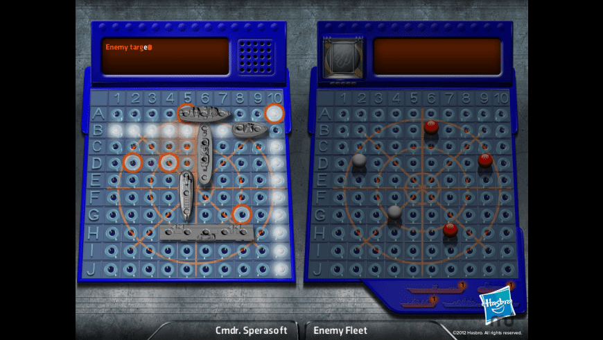 Battleship for Mac - review, screenshots