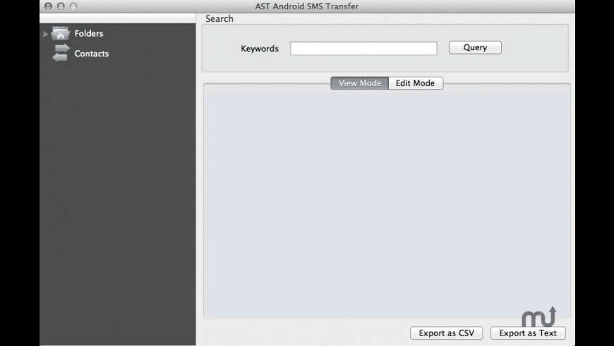 AST Android SMS Transfer for Mac - review, screenshots