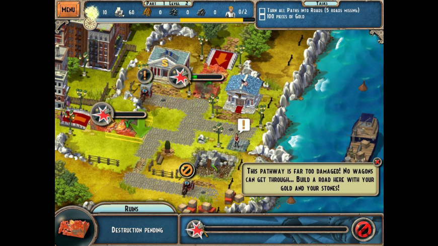 Monument Builders: Statue Of Liberty for Mac - review, screenshots