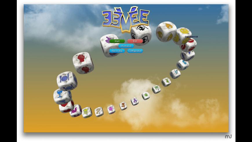 eeVee for Mac - review, screenshots