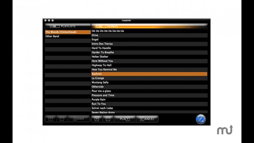 Loopster for Mac - review, screenshots