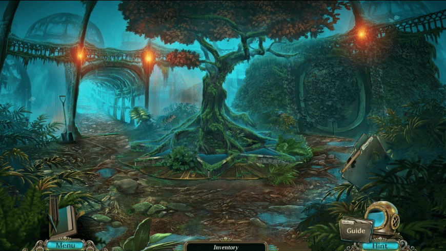 Abyss: The Wraiths of Eden CE for Mac - review, screenshots