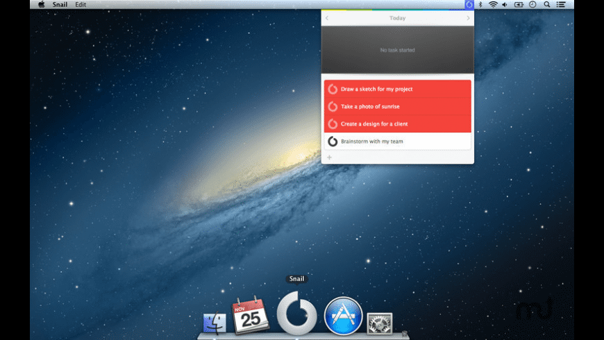 Snail for Mac - review, screenshots