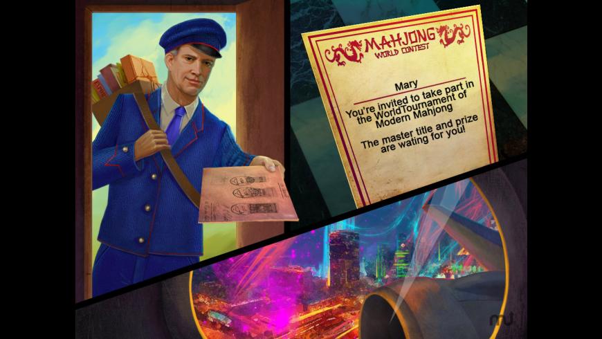 Mahjong World Contest for Mac - review, screenshots