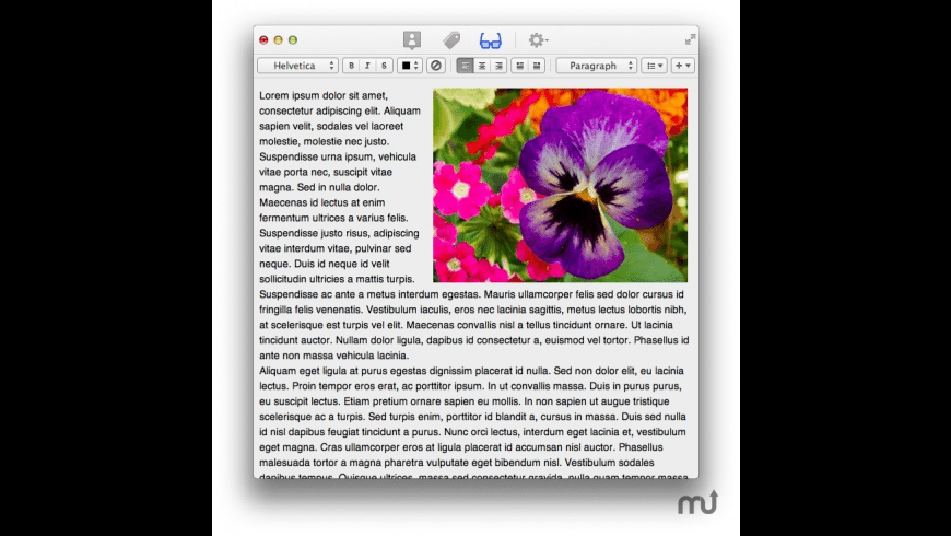 Printpress for Mac - review, screenshots