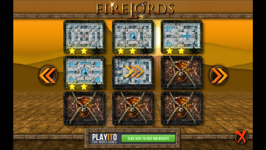 FireLords for Mac - review, screenshots