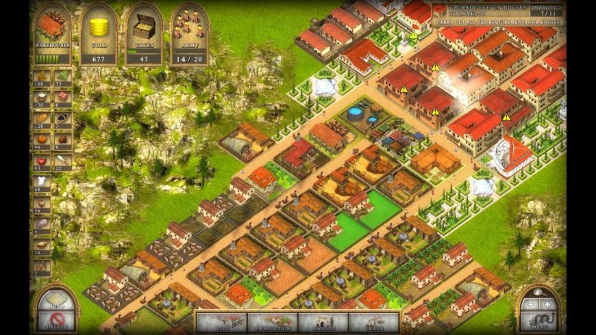 Ancient Rome 2 for Mac - review, screenshots