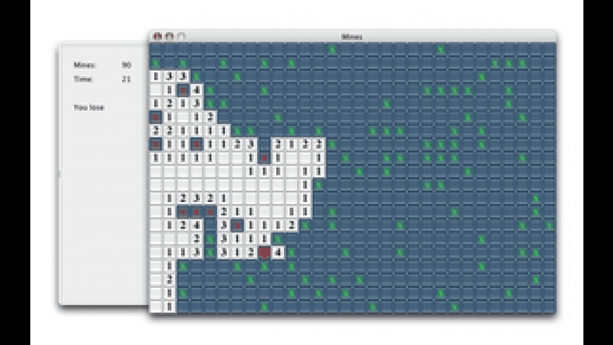 Mine Game for Mac - review, screenshots