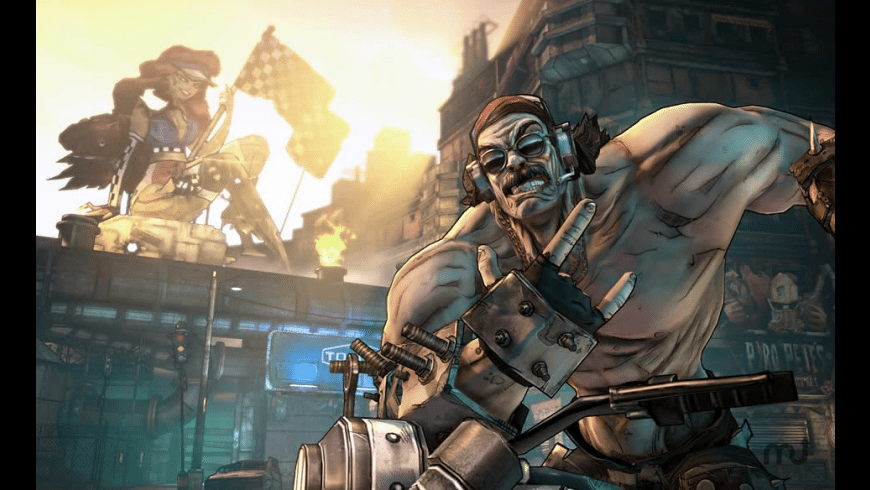 Borderlands 2: Campaign of Carnage for Mac - review, screenshots