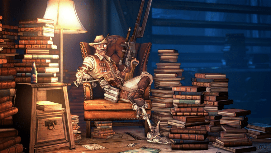 Borderlands 2: Sir Hammerlock for Mac - review, screenshots