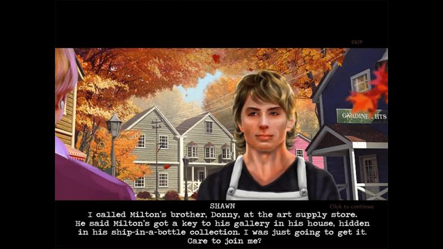 Murder, She Wrote 2 for Mac - review, screenshots