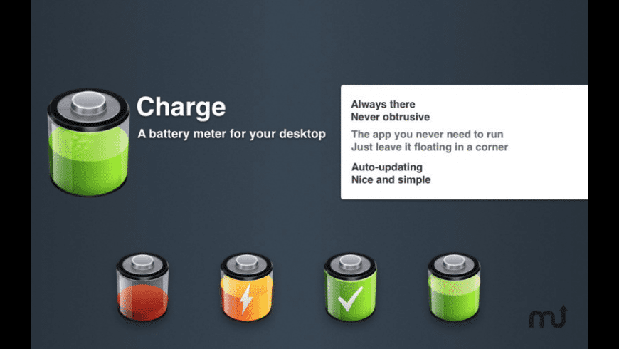 Charge for Mac - review, screenshots