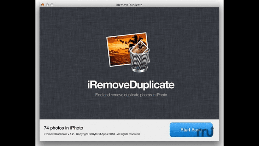 iRemoveDuplicate for Mac - review, screenshots