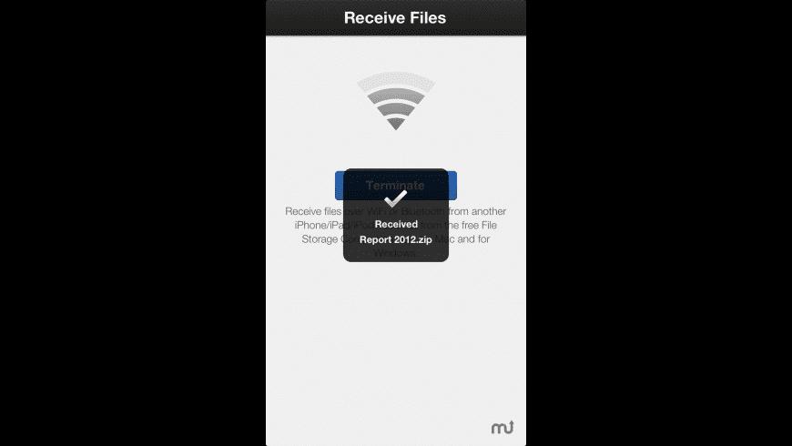 File Transfer for Mac - review, screenshots