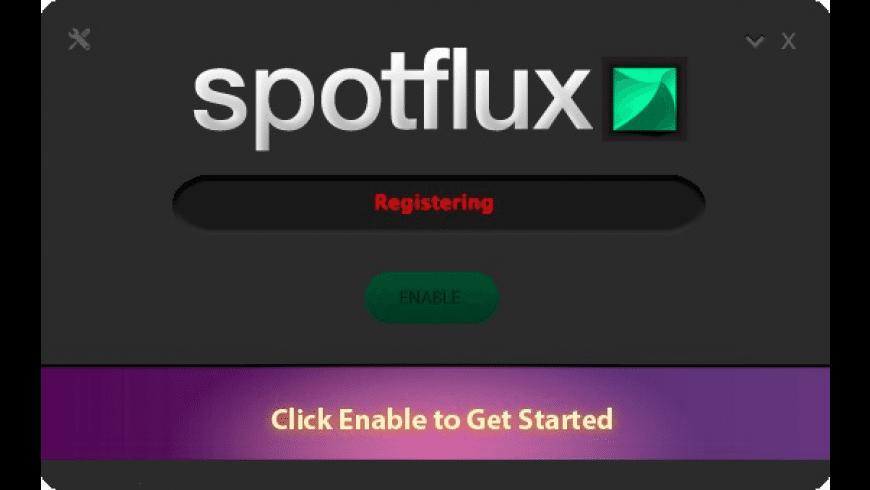 Spotflux for Mac - review, screenshots