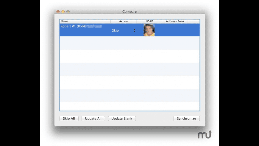Address Book Pictures for Mac - review, screenshots