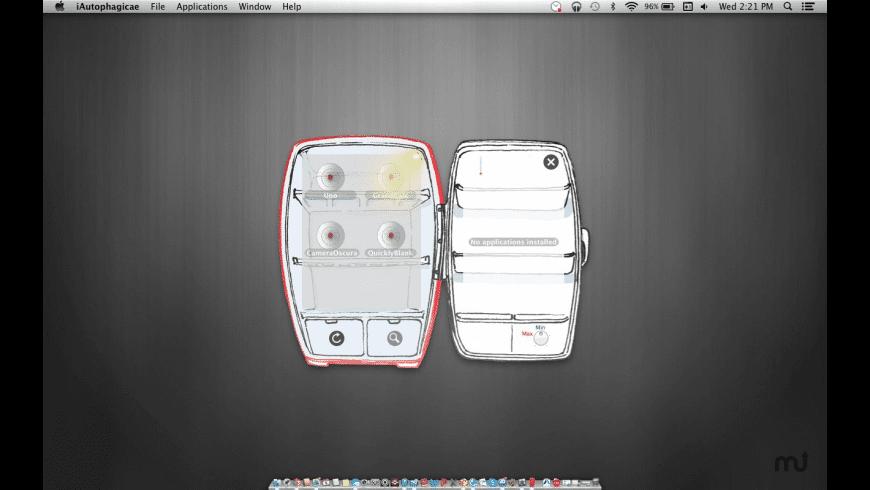 iAutophagicae for Mac - review, screenshots