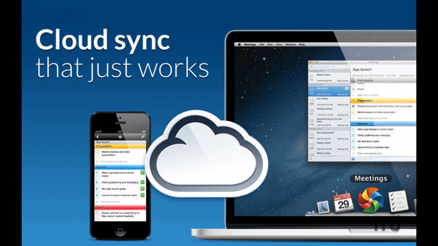 Meetings for Mac - review, screenshots
