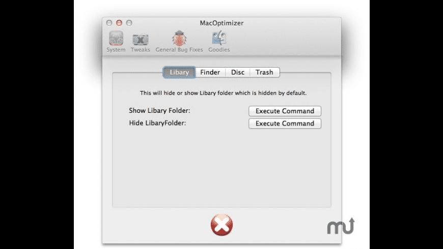 MacOptimizer for Mac - review, screenshots