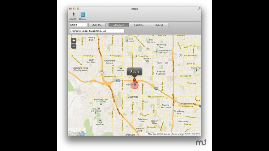 iMaps for Mac - review, screenshots