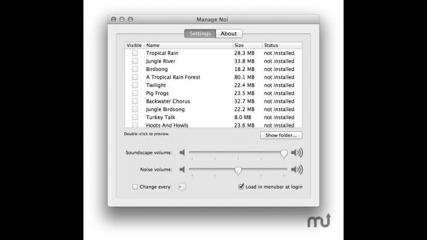 Noi for Mac - review, screenshots