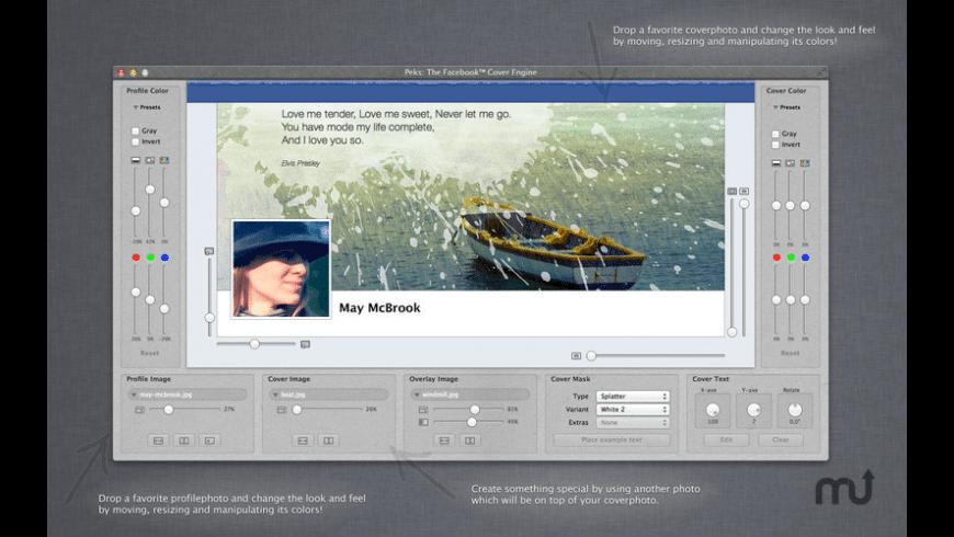 Peks for Mac - review, screenshots