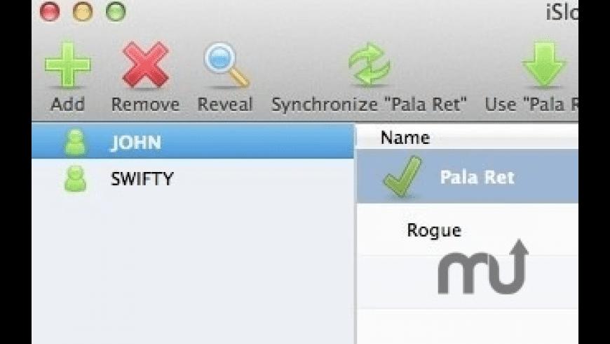 iSlot for Mac - review, screenshots