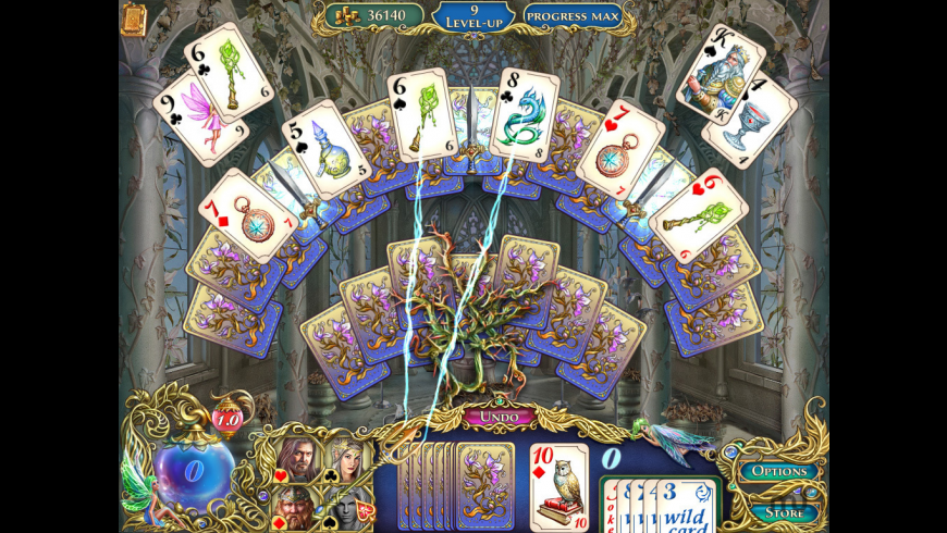 The Chronicles Of Emerland Solitaire for Mac - review, screenshots