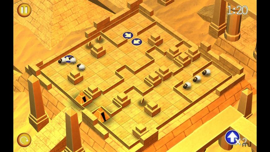 Running Sheep: Tiny Worlds for Mac - review, screenshots
