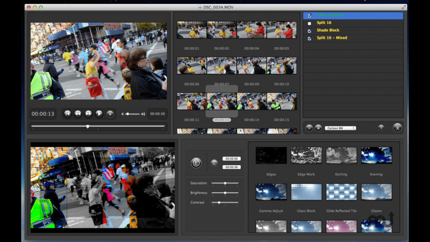 FrameQX for Mac - review, screenshots
