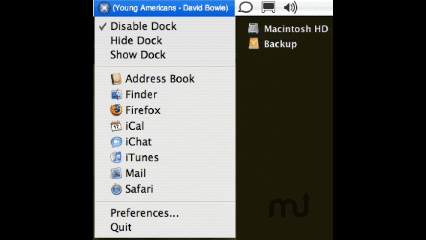 DockBlock for Mac - review, screenshots