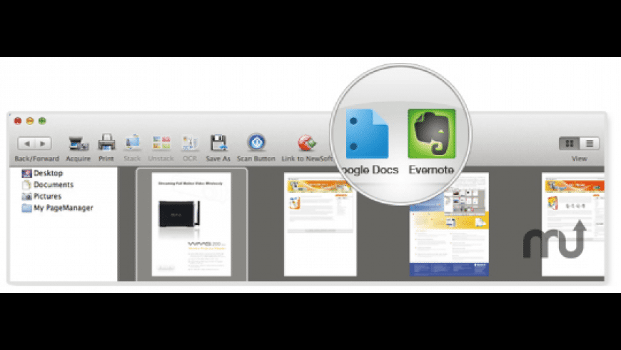 Presto! PageManager 9 SE for Mac - review, screenshots